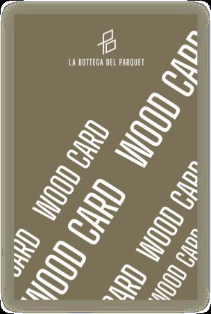 12 e 13 Ottobre Promo Wood Card